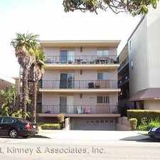 Rental info for 3631 E 2ND STREET #7 in the Long Beach area