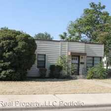 Rental info for 2317 29th in the Heart of Lubbock area