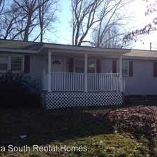 Rental info for 980 New Hope RD