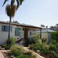 Rental info for 3612 Quimby Street in the Loma Portal area