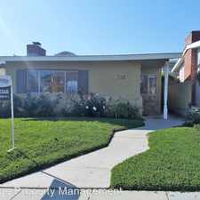 Rental info for 715 Poinsettia Ave #A