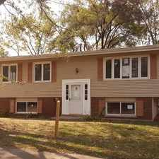 Rental info for 322 Jackson Street in the Matteson area