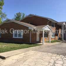 Rental info for New Flooring, Heat Paid, Laundry Room in the Dayton area