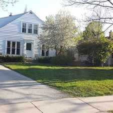 Rental info for 10431 W Oklahoma Ave in the West Allis area