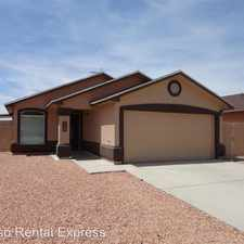 Rental info for 720 Desert Sage Dr