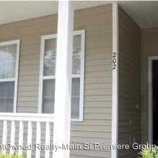 Rental info for 202 Brookshire Rd