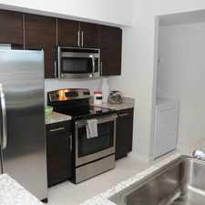 Rental info for Condo Miami Lifestyle. in the Coral Gables area