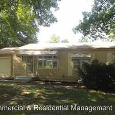 Rental info for 700 W 38th Street North