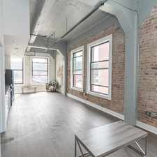 Rental info for 1st Ave Lofts in the Mount Washington area