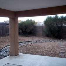 Rental info for Great House + Great Location = Your New Home in the Taylor Ranch area