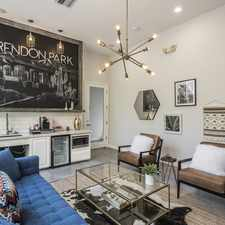 Rental info for Clarendon Park in the Phoenix area