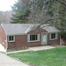 Rental info for 5944 LIBRARY ROAD in the Bethel Park area