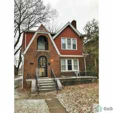 Rental info for Nice Lower Flat on Princeton in the Detroit area