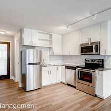 Rental info for 2000 Walnut Street