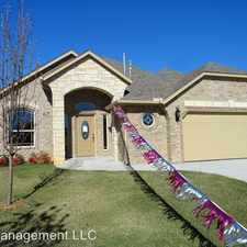 Rental info for 11741 SW 25 Court in the Oklahoma City area