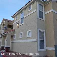 Rental info for 5855 Valley Drive Unit # 2161 in the North Las Vegas area