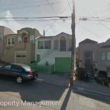 Rental info for 979 Capitol Avenue in the Oceanview area