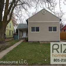 Rental info for 3625 Adams Ave