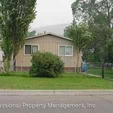 Rental info for 714 Cooley St - Front House in the Heart of Missoula area