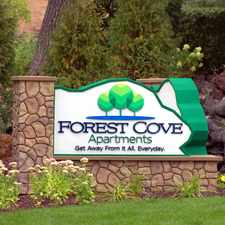 Rental info for Forest Cove Apartments
