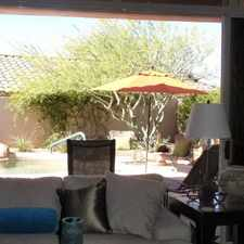 Rental info for Scottsdale Is The Place To Be! Come Home Today!