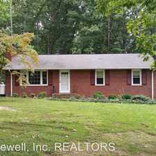 Rental info for 3210 Old Courthouse Road