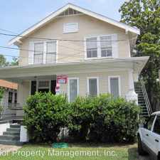Rental info for 4417 Chestnut Rear in the Uptown area