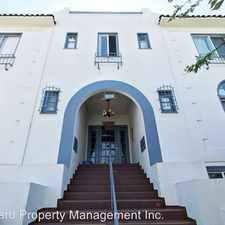 Rental info for 1110 Park St. - 8 in the Oakland area