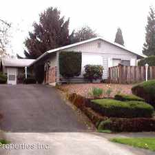 Rental info for 8836 SE 9th Ave. in the Sellwood-Moreland area