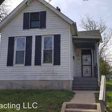 Rental info for 1512 Lewis St