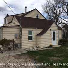 Rental info for 224 Marcus St.