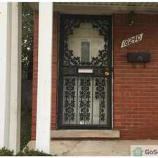 Rental info for Large 2 Bedroom 1 bath Duplex in the Bagley area
