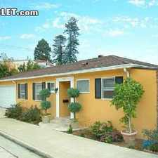 Rental info for $4950 3 bedroom House in Western San Diego Mission Hills in the Midtown area