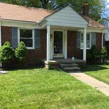 Rental info for 12907 APPLETON ST in the Brightmoor area