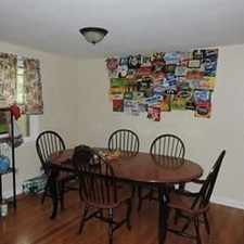 Rental info for Apartment For Rent In Amherst.