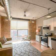 Rental info for 3141 N. Sheffield