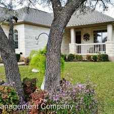 Rental info for 108 Concho Trail