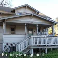 Rental info for 1227 State Street