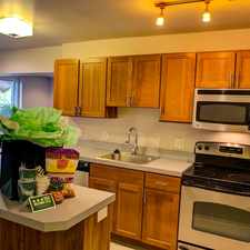 Rental info for West Village in the East Lansing area