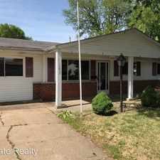 Rental info for 1250 Bluebird Dr. in the Florissant area