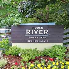 Rental info for Hidden River Townhomes in the Inglewood-Finn Hill area
