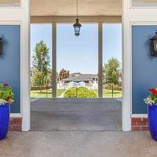 Rental info for 3455 Homestead Road in the San Jose area