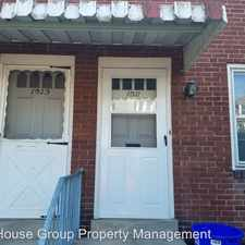 Rental info for 1511 Briggs St