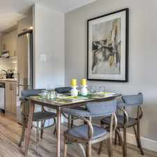 Rental info for Le Lafontaine in the Plateau-Mont-Royal area