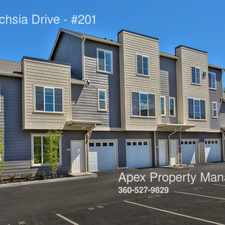 Rental info for 4354 Fuchsia Drive in the Bellingham area
