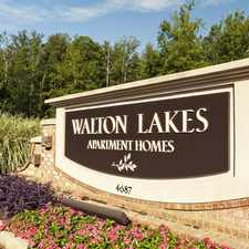 Rental info for Walton Lakes