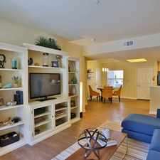 Rental info for IMT Park Encino