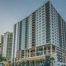 Rental info for 500 Harbour Island in the Tampa area