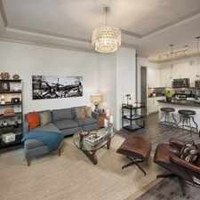 Rental info for Heights at West Midtown in the Atlantic Station area