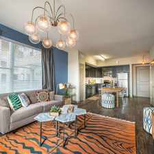 Rental info for Lofts at Sylvan Thirty in the Fort Worth Avenue area